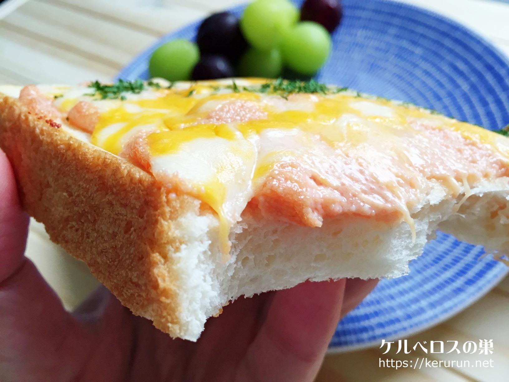 明太チーズトースト