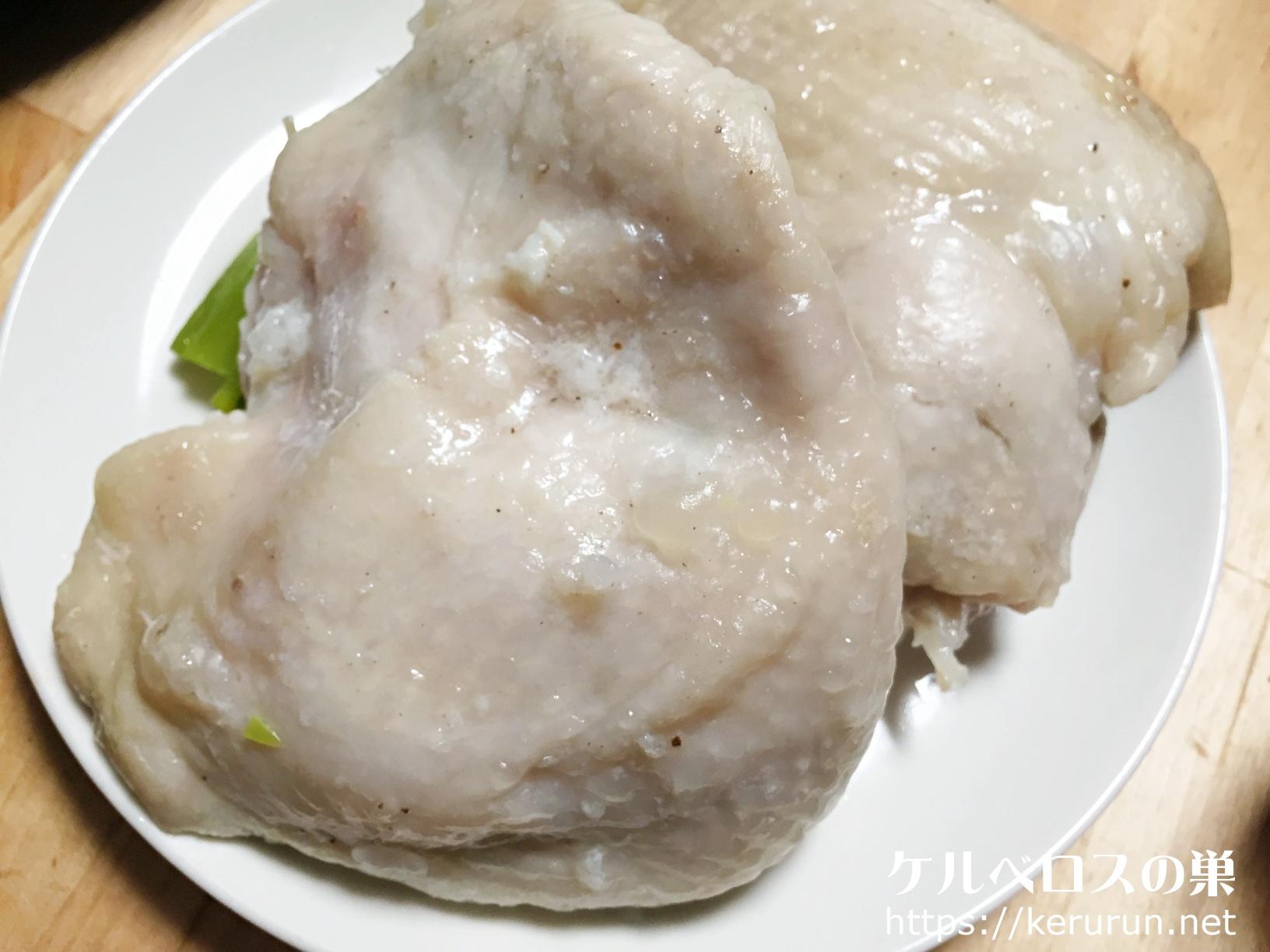 【レシピあり・コストコ活用術】炊飯器におまかせ!簡単海南鶏飯