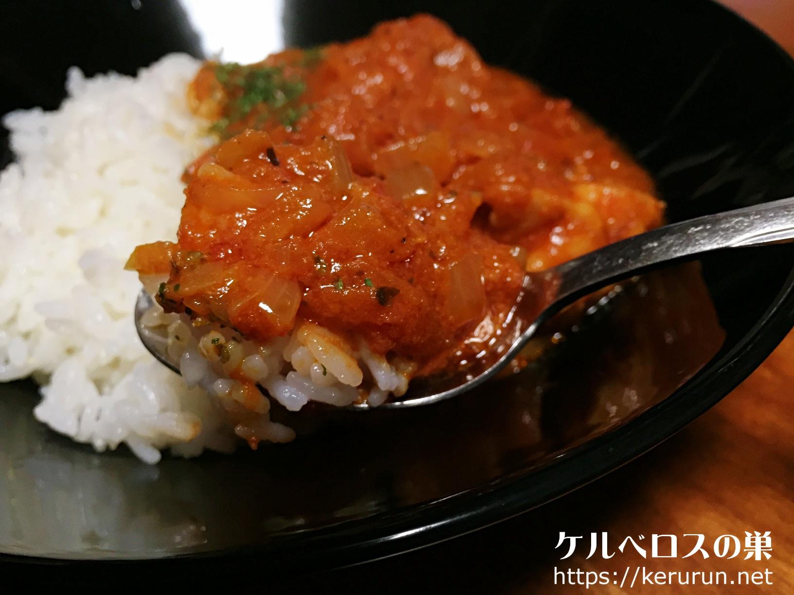【レシピあり・コストコ活用術】オーガニックマリナラソースで作るチキンカレー