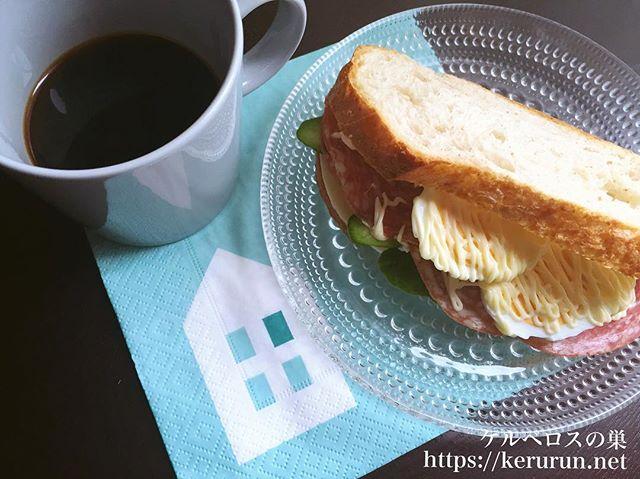 【コストコ活用術】カントリーフレンチホールウィートブレッドのサンドイッチ
