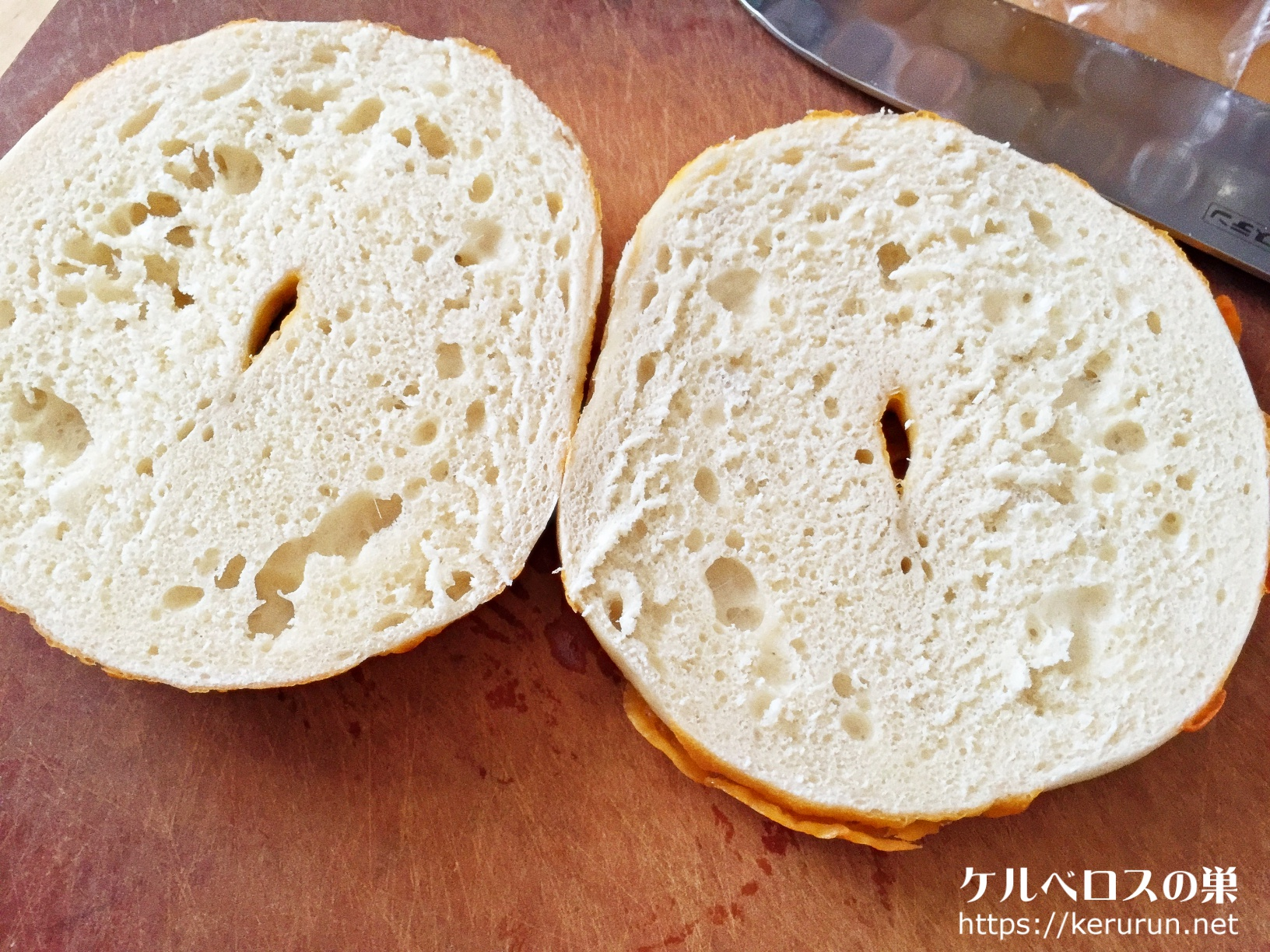 【コストコ】チーズベーグル