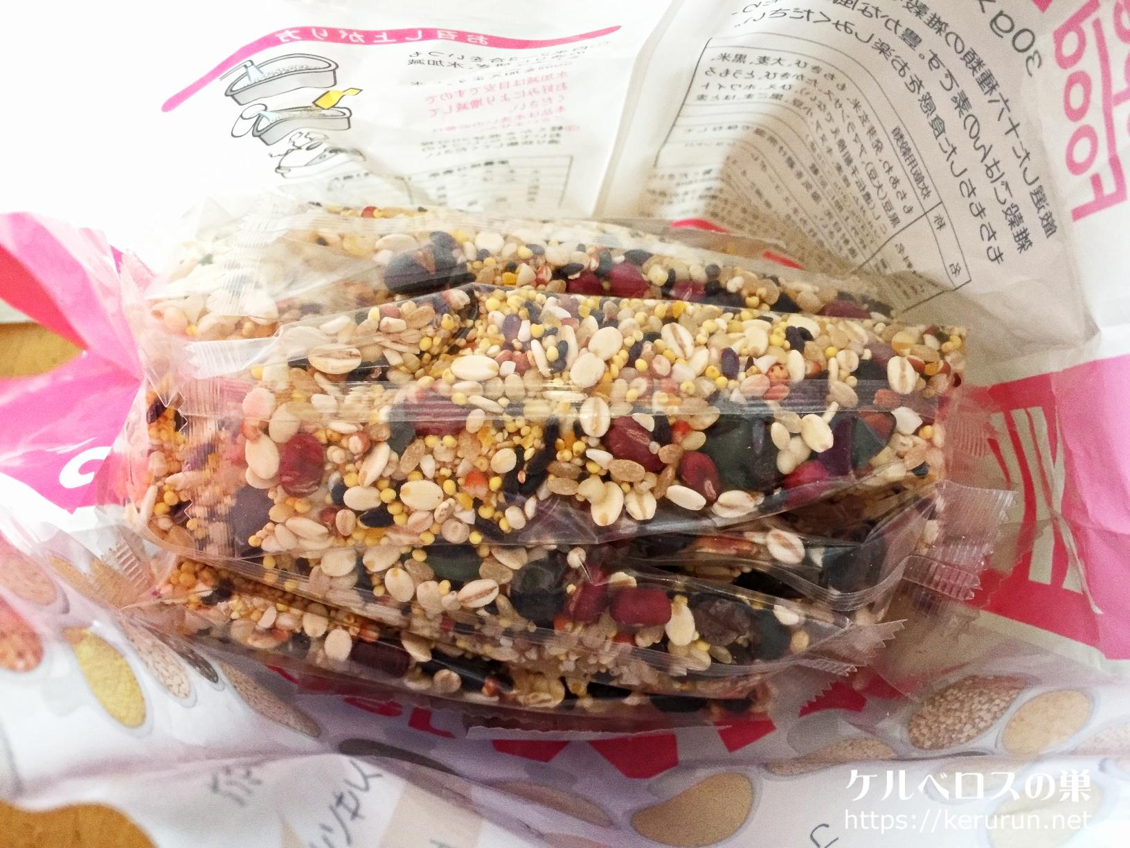 コストコ十六穀米