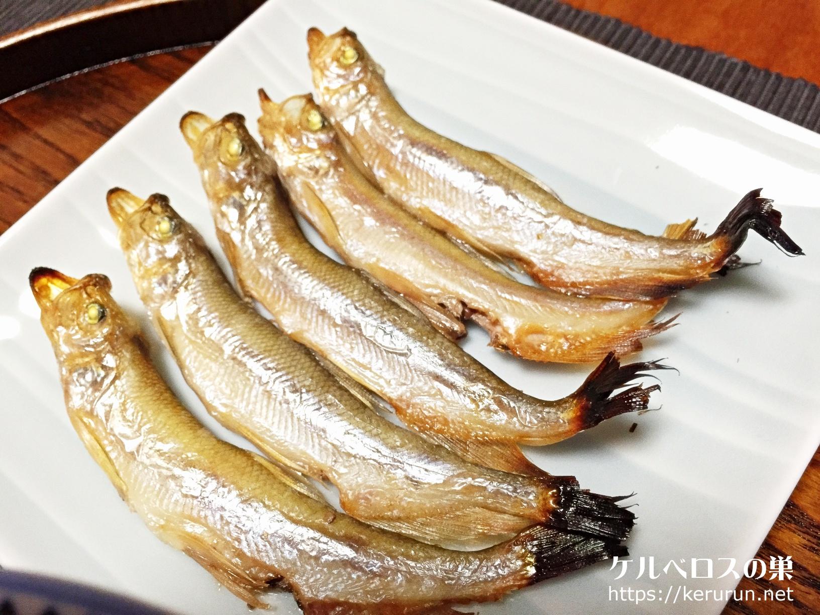 【一汁一菜】北海道産本ししゃも&豚汁