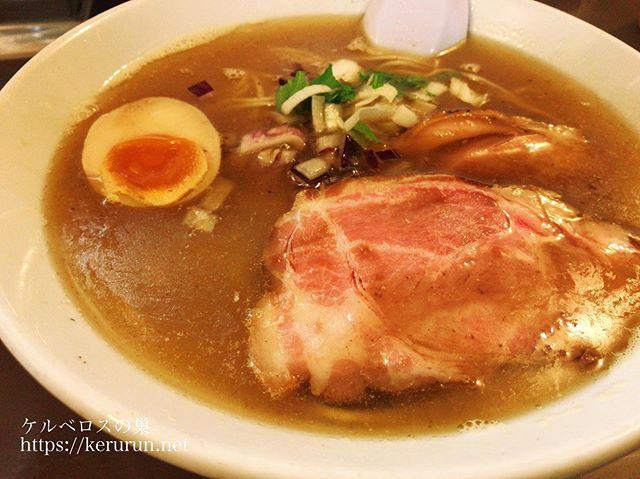 【三鷹】鶏こく中華 すず喜
