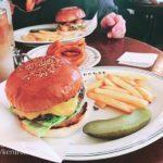 【本郷】ファイヤーハウスのチーズバーガー Instagram