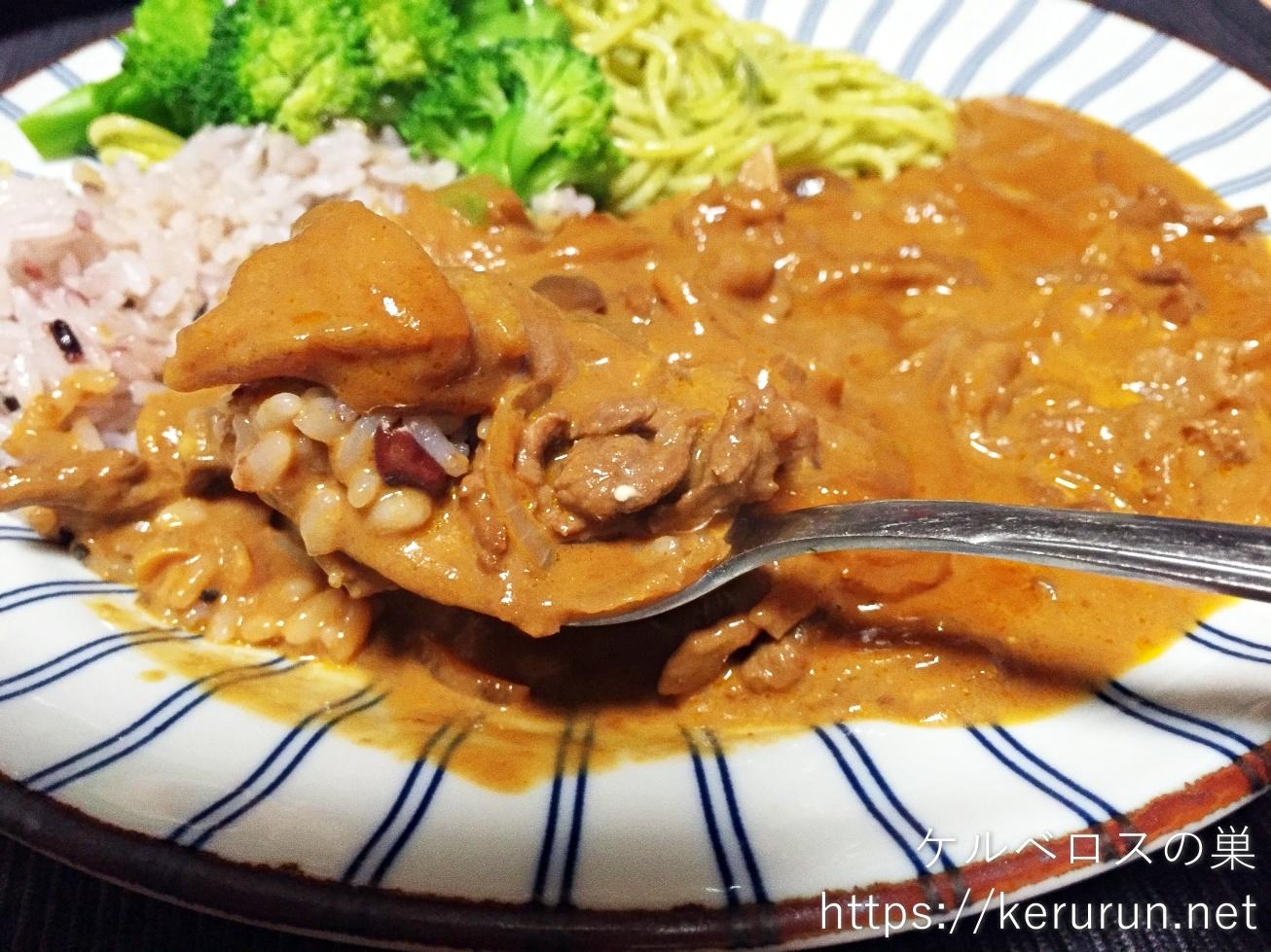 パルシステムのお料理セット「産直牛肉のビーフストロガノフ」で晩ごはん