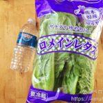 【コストコ】熊本県産 ロメインレタス